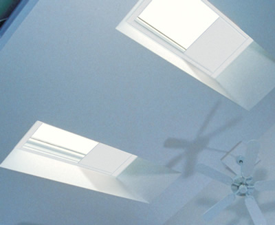 San Antonio Skylight Shades