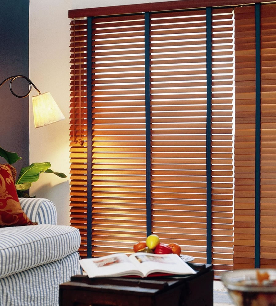 Patio Shades San Antonio: San Antonio TX Blinds, Custom Made In The USA, Wood Blinds