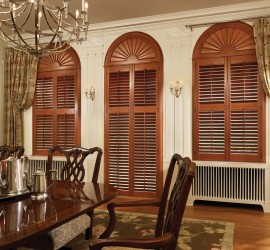 Dallas Wood Shutters