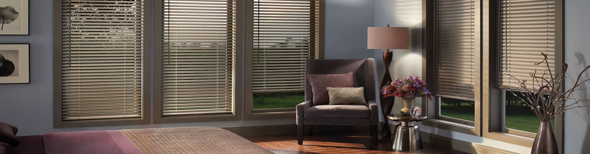 blinds for San Antonio home