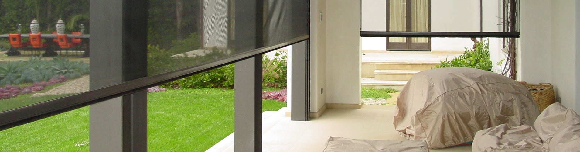 San Antonio Retractable Screens