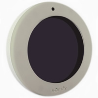 Sun sensor for motorized patio screens San Antonio
