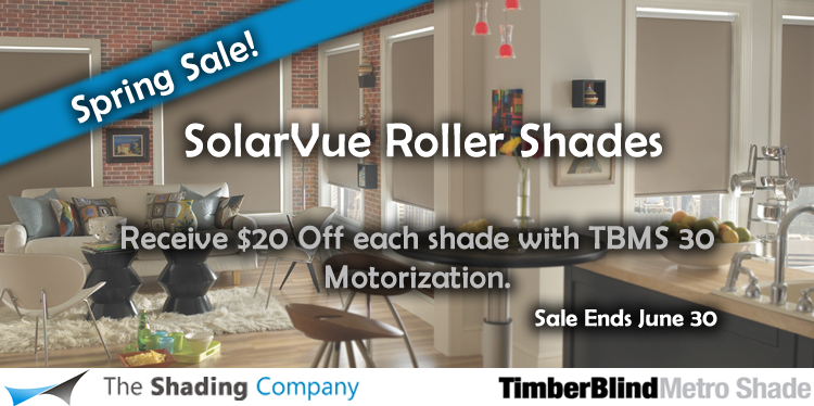 Timber Roller Shades Sale San Antonio, TX
