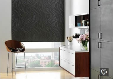 Hunter Douglas Houston designer roller shades